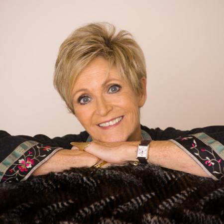 Judi Spiers broadcaster and presenter
